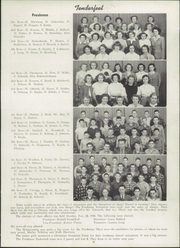 Woodstock Community High School - Woodcohi Yearbook (Woodstock, IL) online yearbook collection, 1949 Edition, Page 15 of 76