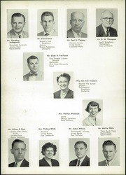 Woodward High School - Saga Yearbook (Toledo, OH) online yearbook collection, 1956 Edition, Page 20