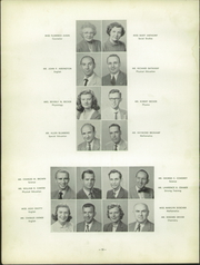 Woodward High School - Treasures Yearbook (Cincinnati, OH) online yearbook collection, 1954 Edition, Page 12