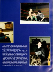 Worcester State University - Oak Leaf Yearbook (Worcester, MA) online yearbook collection, 1988 Edition, Page 11
