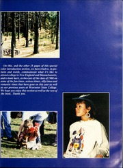 Worcester State University - Oak Leaf Yearbook (Worcester, MA) online yearbook collection, 1988 Edition, Page 7