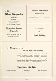 Wyoming Park High School - Orbit Yearbook (Wyoming, MI) online yearbook collection, 1944 Edition, Page 61