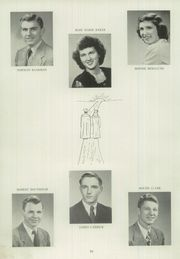 Wyoming Park High School - Orbit Yearbook (Wyoming, MI) online yearbook collection, 1949 Edition, Page 14