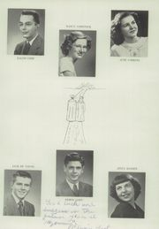 Wyoming Park High School - Orbit Yearbook (Wyoming, MI) online yearbook collection, 1949 Edition, Page 15 of 80