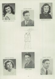 Wyoming Park High School - Orbit Yearbook (Wyoming, MI) online yearbook collection, 1949 Edition, Page 16