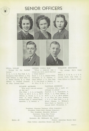 Yates Center High School - Wildcat Yearbook (Yates Center, KS) online yearbook collection, 1940 Edition, Page 11