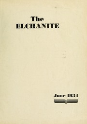 Yeshiva University High School For Boys - Elchanite Yearbook (New York, NY) online yearbook collection, 1934 Edition, Page 3 of 84