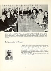 York College of Pennsylvania - Horizon Tower Yearbook (York, PA) online yearbook collection, 1962 Edition, Page 14 of 96