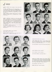 York Community High School - Ys Tales Yearbook (Elmhurst, IL) online yearbook collection, 1955 Edition, Page 33