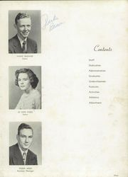 Young High School - Record Yearbook (Knoxville, TN) online yearbook collection, 1950 Edition, Page 7 of 148