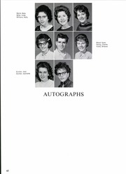 Youngsville High School - Aquila Yearbook (Youngsville, PA) online yearbook collection, 1963 Edition, Page 66