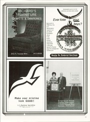 Yucaipa High School - El Conquistador Yearbook (Yucaipa, CA) online yearbook collection, 1975 Edition, Page 181