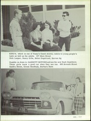 Yuma Union High School - El Saguaro Yearbook (Yuma, AZ) online yearbook collection, 1958 Edition, Page 221
