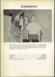 Yuma Union High School - El Saguaro Yearbook (Yuma, AZ) online yearbook collection, 1962 Edition, Page 58