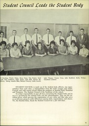 Yuma Union High School - El Saguaro Yearbook (Yuma, AZ) online yearbook collection, 1962 Edition, Page 79