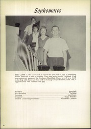 Yuma Union High School - El Saguaro Yearbook (Yuma, AZ) online yearbook collection, 1963 Edition, Page 58