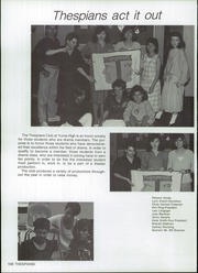 Yuma Union High School - El Saguaro Yearbook (Yuma, AZ) online yearbook collection, 1986 Edition, Page 110