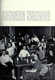 Duke University - Chanticleer Yearbook (Durham, NC) online yearbook collection, 1952 Edition, Page 209