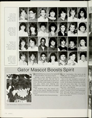 Dickinson High School - Gator Yearbook (Dickinson, TX) online yearbook collection, 1985 Edition, Page 180