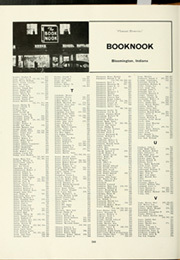 Indiana University - Arbutus Yearbook (Bloomington, IN) online yearbook collection, 1957 Edition, Page 504