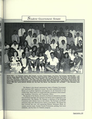 University of Miami - Ibis Yearbook (Coral Gables, FL) online yearbook collection, 1989 Edition, Page 353