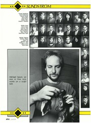Oregon State University - Beaver Yearbook (Corvallis, OR) online yearbook collection, 1989 Edition, Page 498