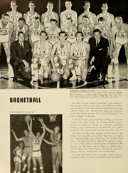 West Virginia University - Monticola Yearbook (Morgantown, WV) online yearbook collection, 1962 Edition, Page 234