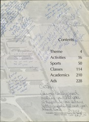 Page 7, 1979 Edition, Santana High School - Yearbook (Santee, CA) online yearbook collection