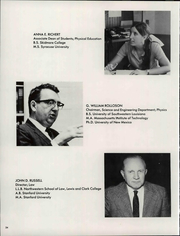 Menlo College - Enterprise Yearbook (Atherton, CA) online yearbook collection, 1975 Edition, Page 28