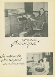 Page 11, 1944 Edition, Mineral Wells High School - Burro Yearbook (Mineral Wells, TX) online yearbook collection