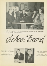 Page 12, 1944 Edition, Mineral Wells High School - Burro Yearbook (Mineral Wells, TX) online yearbook collection