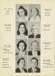 Page 16, 1944 Edition, Mineral Wells High School - Burro Yearbook (Mineral Wells, TX) online yearbook collection