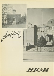 Page 6, 1944 Edition, Mineral Wells High School - Burro Yearbook (Mineral Wells, TX) online yearbook collection