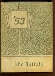 Birdville High School - Buffalo Yearbook (North Richland Hills, TX) online yearbook collection, 1953 Edition, Page 1