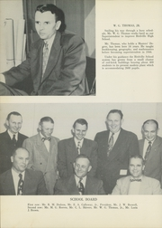 Page 12, 1953 Edition, Birdville High School - Buffalo Yearbook (North Richland Hills, TX) online yearbook collection