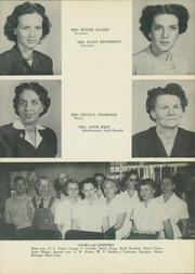 Page 15, 1953 Edition, Birdville High School - Buffalo Yearbook (North Richland Hills, TX) online yearbook collection