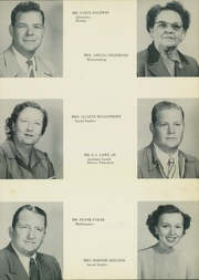 Page 17, 1953 Edition, Birdville High School - Buffalo Yearbook (North Richland Hills, TX) online yearbook collection