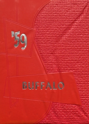 Birdville High School - Buffalo Yearbook (North Richland Hills, TX) online yearbook collection, 1959 Edition, Page 1