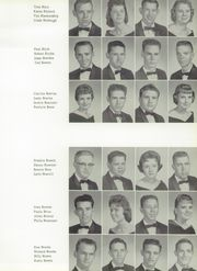 Page 51, 1960 Edition, Birdville High School - Buffalo Yearbook (North Richland Hills, TX) online yearbook collection