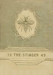 1949 Edition, Alto High School - Stinger Yearbook (Alto, TX)