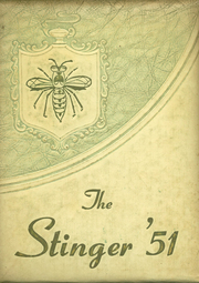 1951 Edition, Alto High School - Stinger Yearbook (Alto, TX)