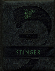 1954 Edition, Alto High School - Stinger Yearbook (Alto, TX)