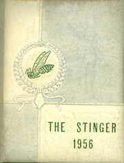 1956 Edition, Alto High School - Stinger Yearbook (Alto, TX)