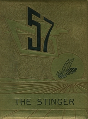1957 Edition, Alto High School - Stinger Yearbook (Alto, TX)