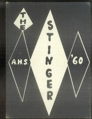 1960 Edition, Alto High School - Stinger Yearbook (Alto, TX)