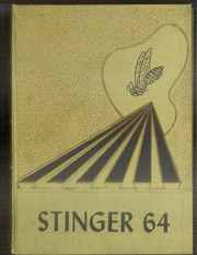 1964 Edition, Alto High School - Stinger Yearbook (Alto, TX)