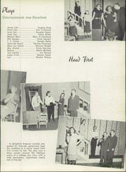 Page 129, 1952 Edition, Provo High School - Provost Yearbook (Provo, UT) online yearbook collection