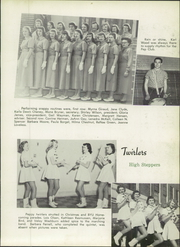Page 131, 1952 Edition, Provo High School - Provost Yearbook (Provo, UT) online yearbook collection