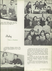 Page 133, 1952 Edition, Provo High School - Provost Yearbook (Provo, UT) online yearbook collection