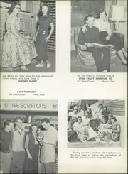 Page 138, 1952 Edition, Provo High School - Provost Yearbook (Provo, UT) online yearbook collection